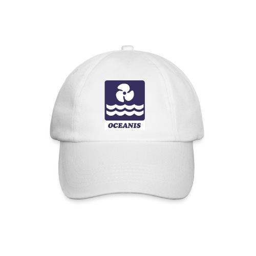 Logo Serie Mar-Oceanis - Gorra béisbol