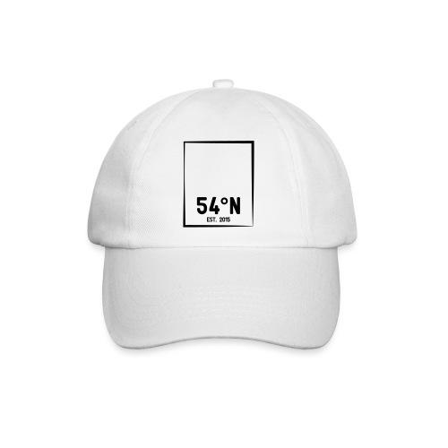 54°Nord square t-shirt - Baseballkasket