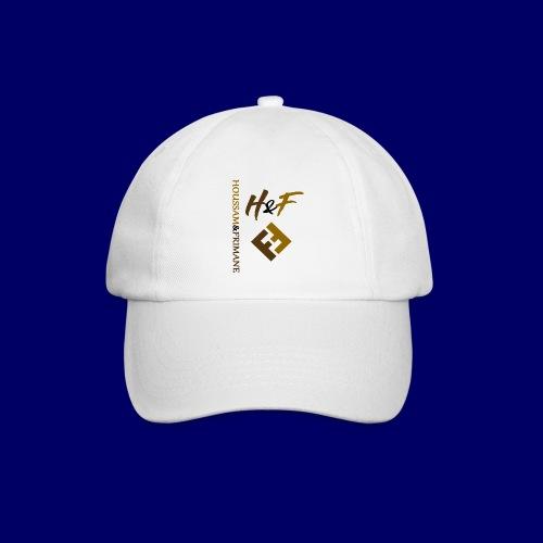 h&F luxury style - Cappello con visiera