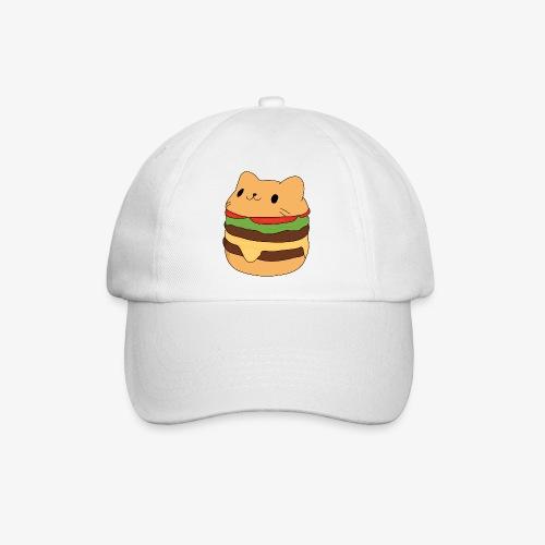 cat burger - Baseball Cap