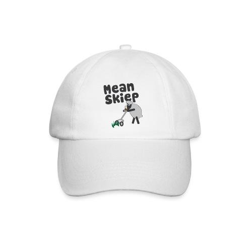 meanskiep design - Baseballcap