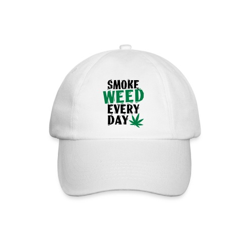 Smoke Weed Everyday Linovert - Casquette classique