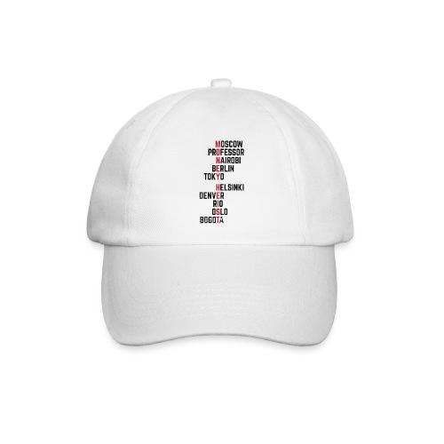 Money Heist Funny Acronim Design - Gorra béisbol