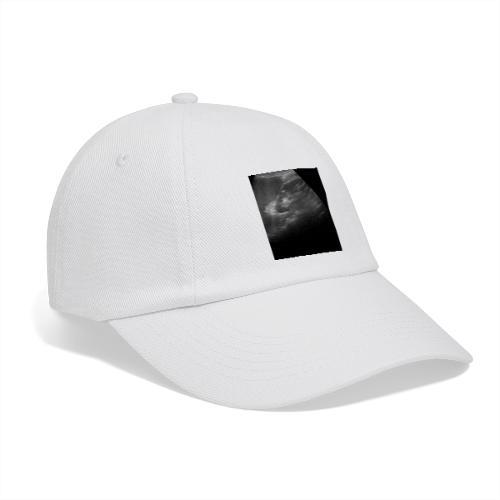 échographie noire - Baseball Cap