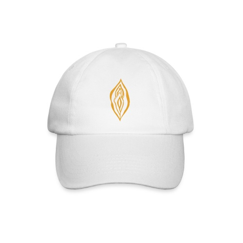 Yoni Magic Gold Queen Female Power Pussy Power - Baseball Cap