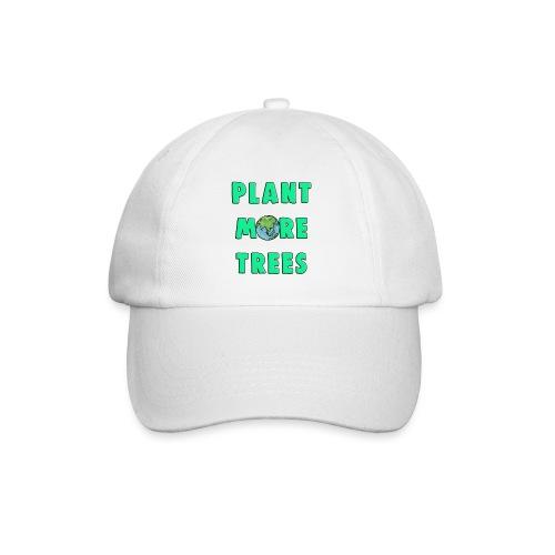 Plant More Trees Global Warming Climate Change - Baseball Cap
