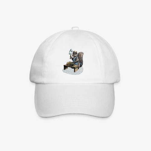 Squirrel nut cracker - Baseball Cap