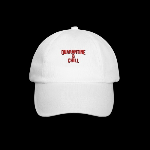 Quarantine & Chill Corona Virus COVID-19 - Baseballkappe