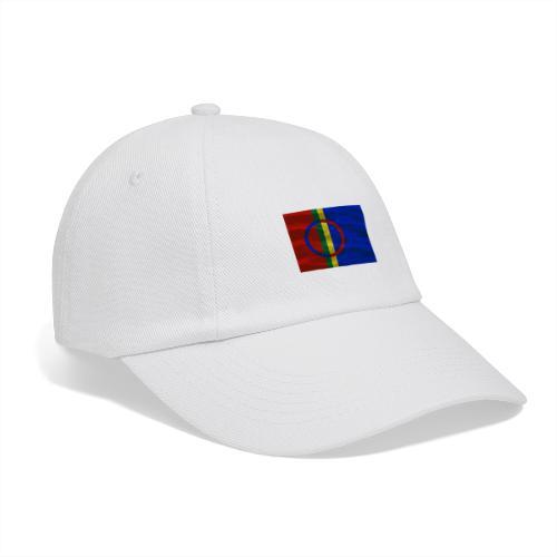 Sapmi flag - Baseballcap
