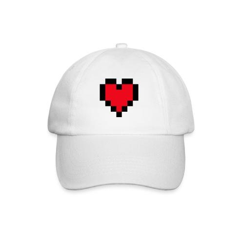 Pixel Heart - Baseballcap
