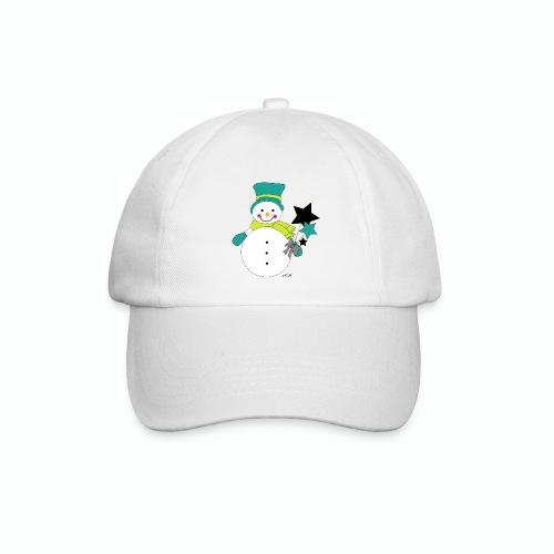 Snowtime-Green - Baseballkappe