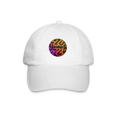 Darragh J logo - Baseball Cap