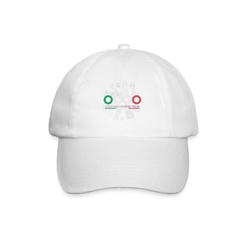 Associazione Odoo Italia - Cappello con visiera