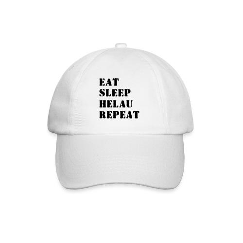 Eat Sleep Repeat - Helau VECTOR - Baseballkappe