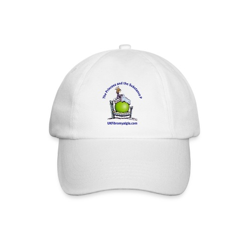 princesssubstancep1 - Baseball Cap
