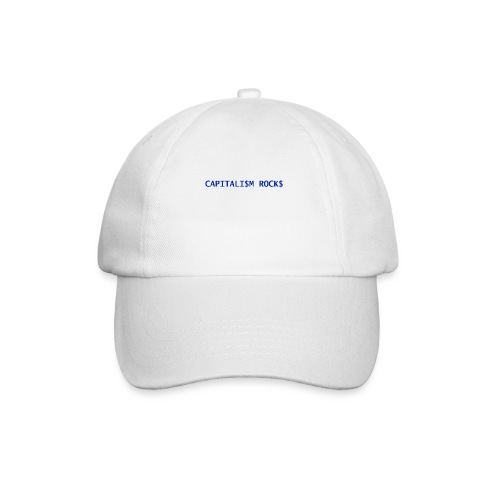 CAPITALISM ROCKS - Cappello con visiera