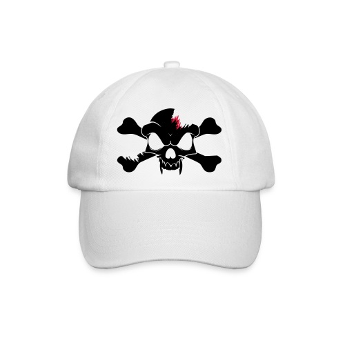 SKULL N CROSS BONES.svg - Baseball Cap