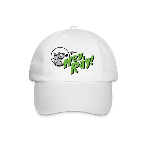 Hey Ray Logo green - Baseballkappe