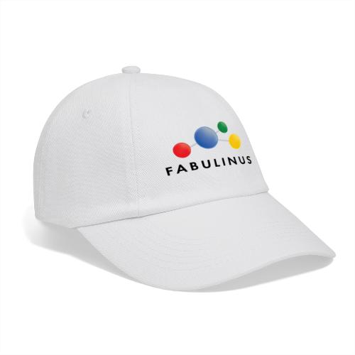 Fabulinus logo dubbelzijdig - Baseballcap