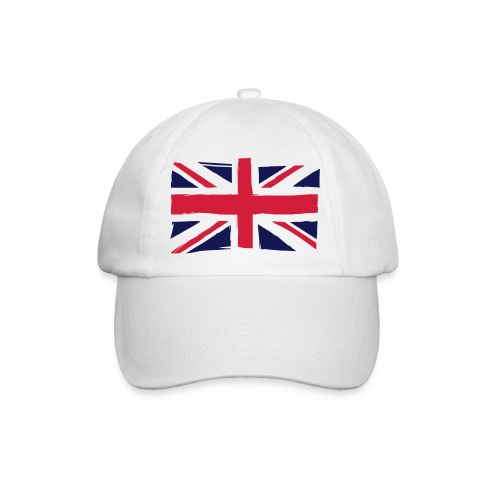 vlag engeland - Baseballcap