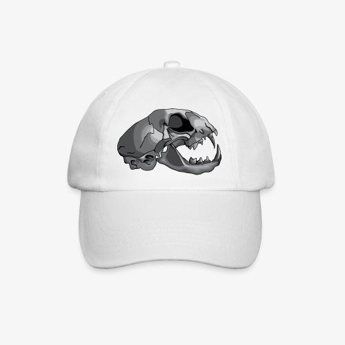 cat skull - Baseball Cap