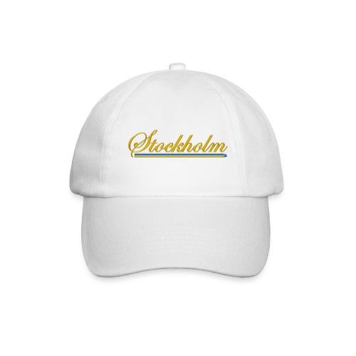Stockholm - Basebollkeps