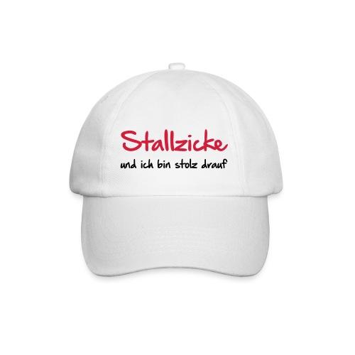 Vorschau: Stallzicke - Baseballkappe