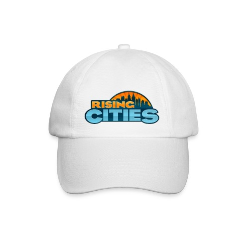 Rising Cities Logo - Baseballkappe