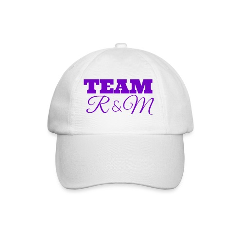 Team R N M Purple, M - Baseball Cap