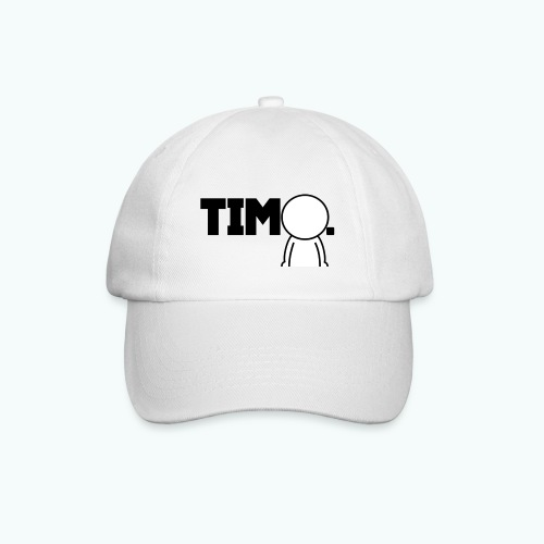 Design met ventje - Baseballcap