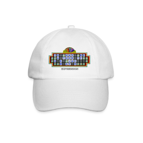 Jackie Weaver Wheel of Fortune - Baseball Cap