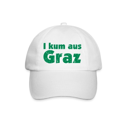 i kum aus GRAZ - Steiermark - Baseballkappe