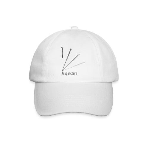 Acupuncture Eventail (logo noir) - Casquette classique