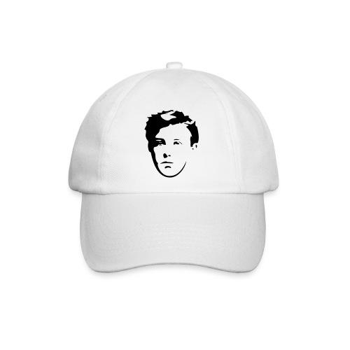 Arthur Rimbaud visage - Casquette classique