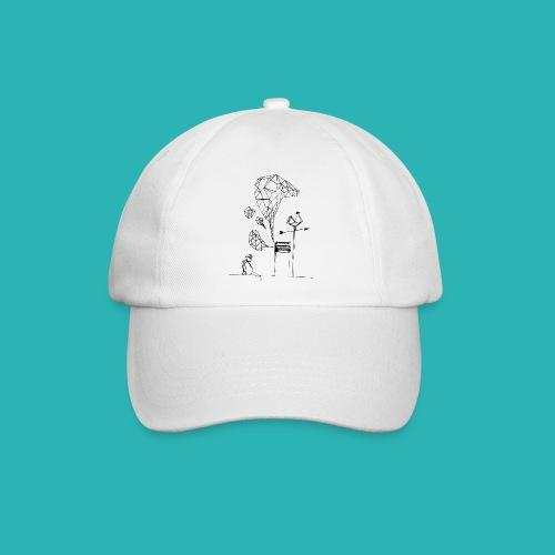 Carta_gatta-png - Cappello con visiera