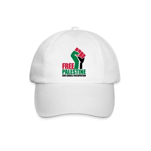 Free Palestine End Israeli Occupation - Baseball Cap