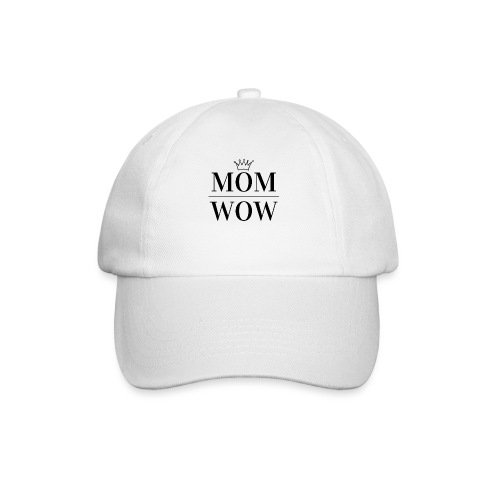 MOM WOW - Baseball Cap