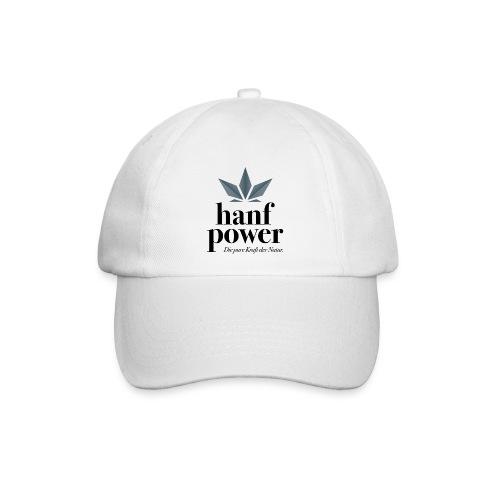 Hanf Power Logo - Baseballkappe