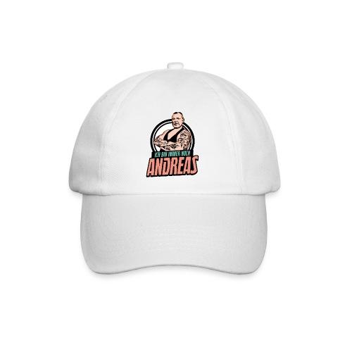 Immer-Noch-Andreas-Logo BUNT - Gorra béisbol