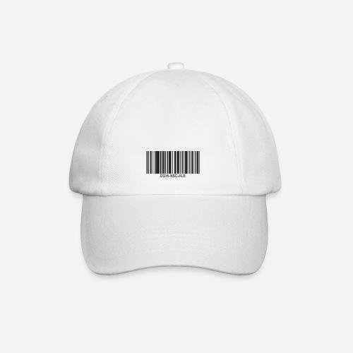 Barcode Downscale - Baseball Cap