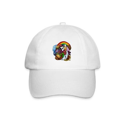 Happy Colors - Baseballkappe