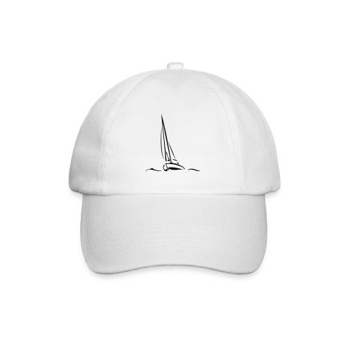 Segelboot - Baseballkappe