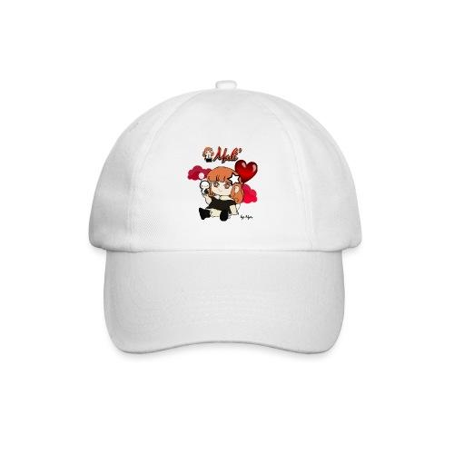 MALI'-BAMBOLA PORTAFORTUNA - Cappello con visiera