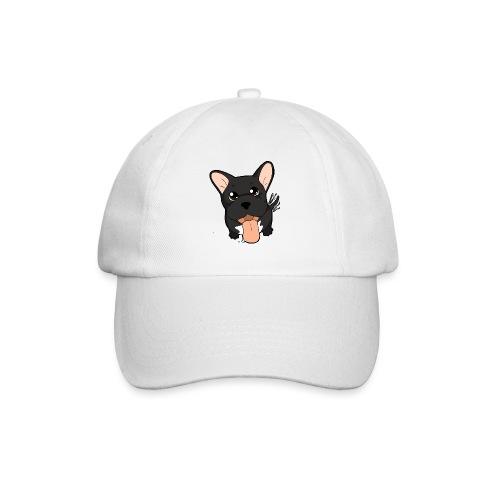 Bouledogue Francese nero - Cappello con visiera