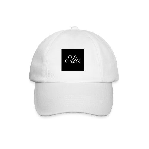 ELIA (Black and white) - Baseballkappe
