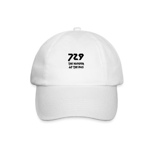 729 grande nero - Cappello con visiera