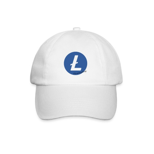 Litecoin Everybody rond - Casquette classique