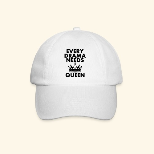 EVERY DRAMA black png - Baseball Cap