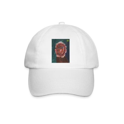 Lion T-Shirt By Isla - Baseball Cap