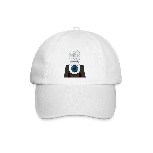 God is watching you! - Cappello con visiera